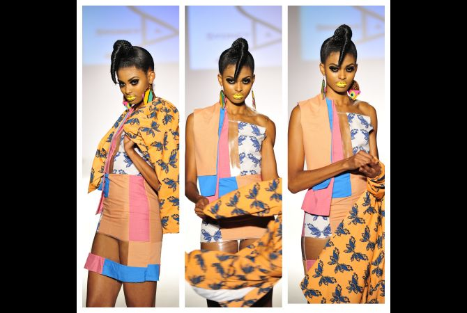 Style across Africa : Beyond the Prints