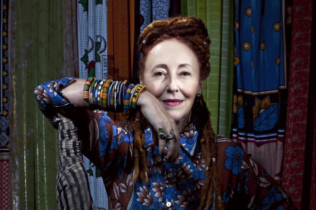 Johannesburg Street Style: 3 Questions with Marianne Fassler