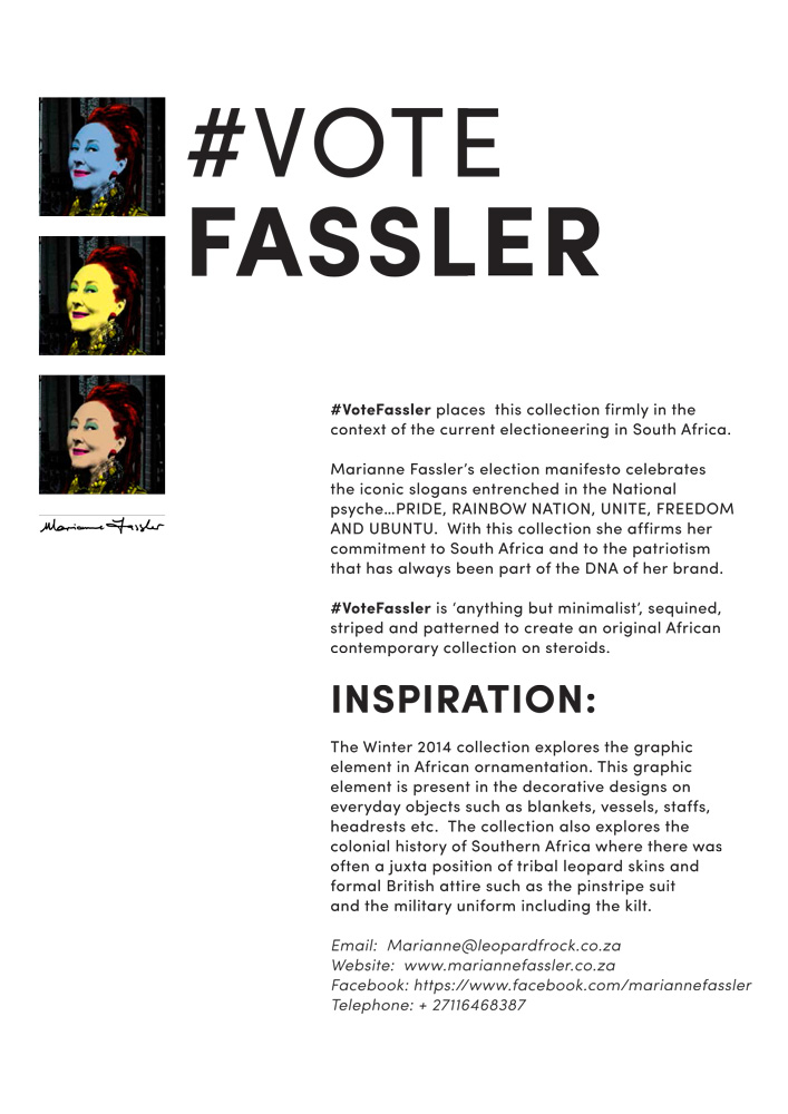 Press Release for #VoteFassler
