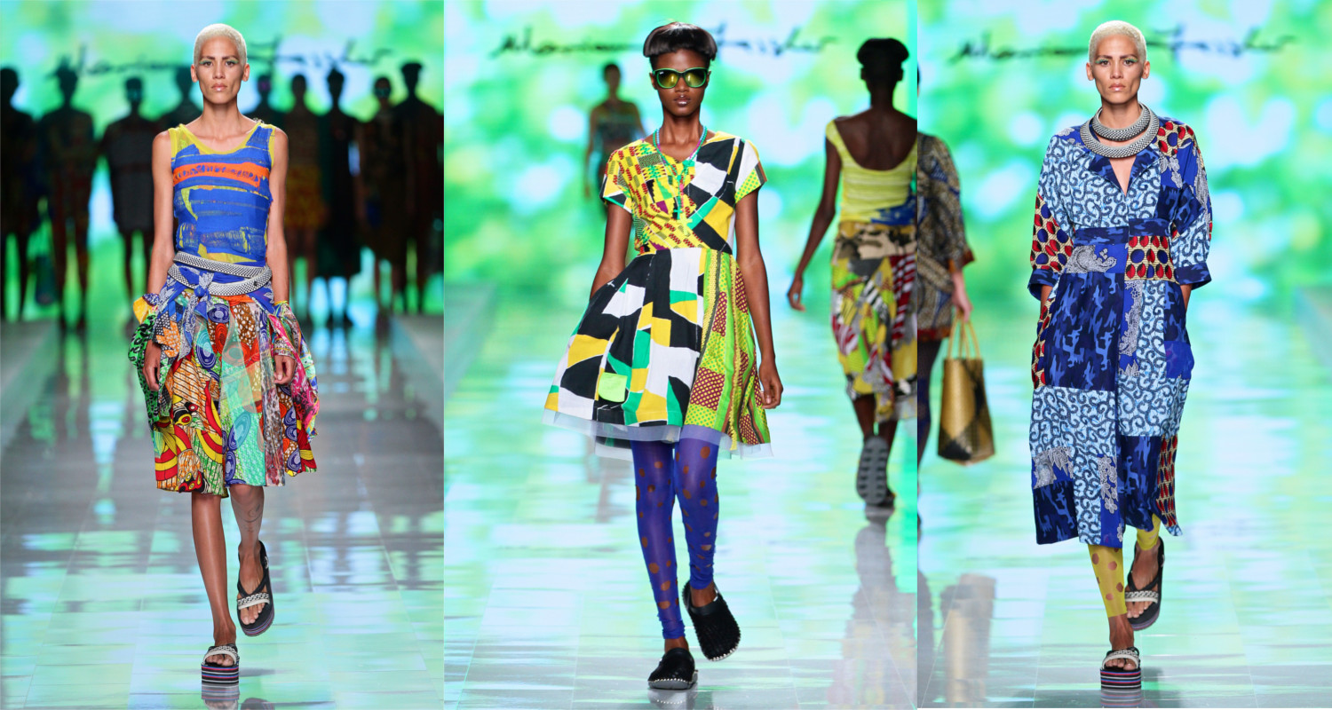 MB Africa Fashion Week Runway Review: Marianne Fassler