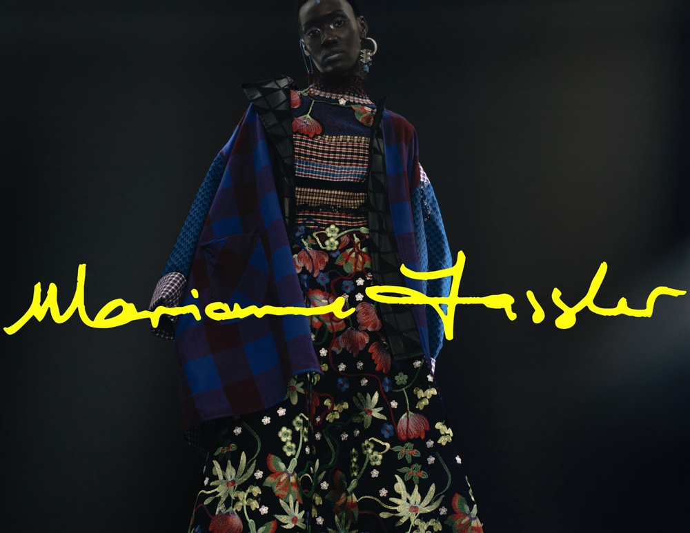 Switch Magazine: Marianne Fassler weaves the African spirit