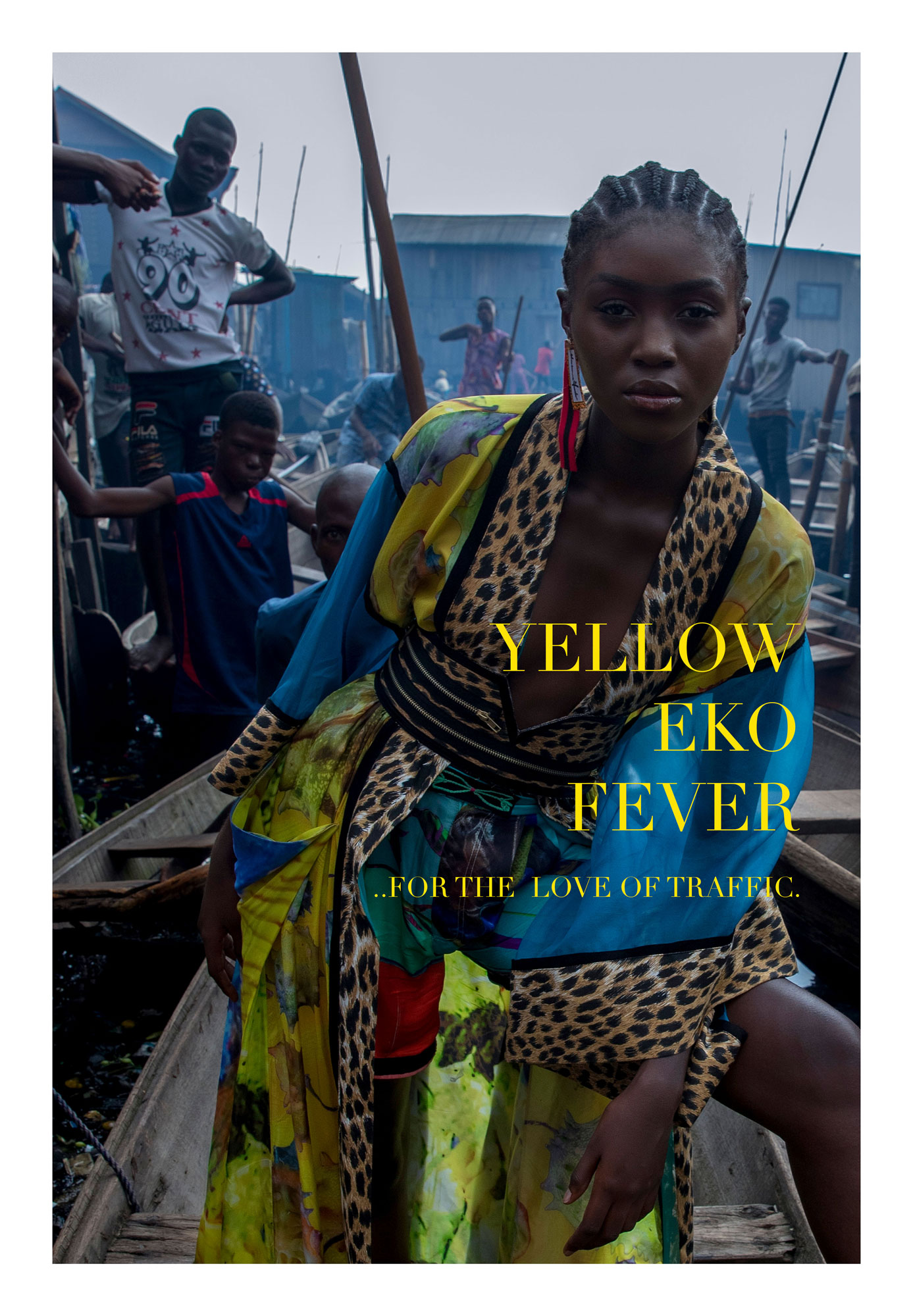 YELLOW EKO FEVER… for the love of traffic